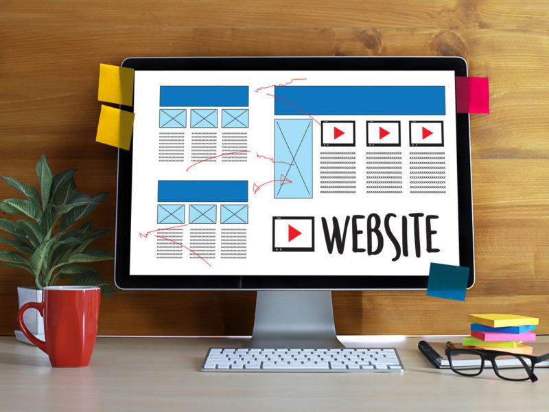 Il tuo sito web professionale
